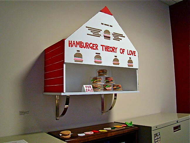 Hamburger Theory of love
